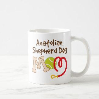 Anatolian Shepherd Dog Breed Mom Gift Basic White Mug