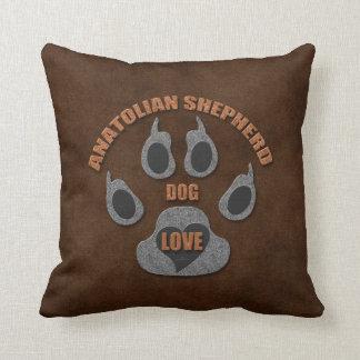 Anatolian Shepherd Dog Breed Pillow