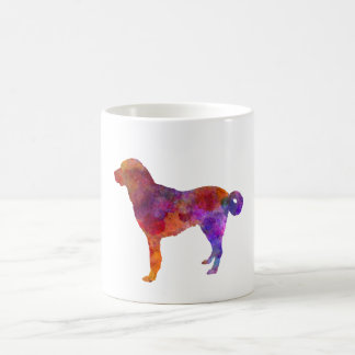 Anatolian Shepherd Dog in watercolor Coffee Mug