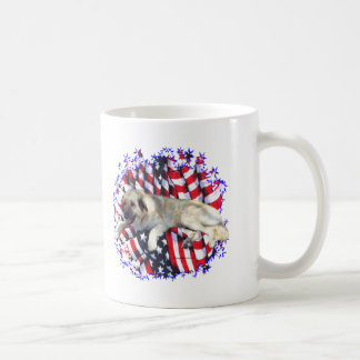 Anatolian Shepherd Dog Patriot Coffee Mug