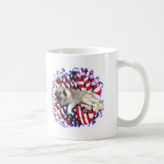 Anatolian Shepherd Dog Patriot Coffee Mug