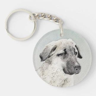 Anatolian Shepherd Key Ring