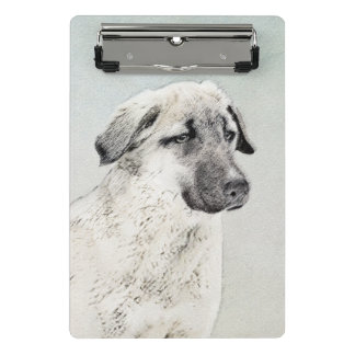 Anatolian Shepherd Mini Clipboard