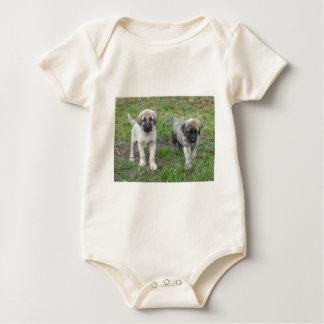 Anatolian Shepherd Puppies Dog Baby Bodysuit