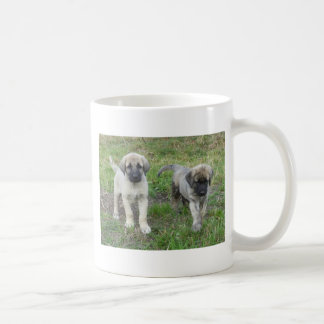 Anatolian Shepherd Puppies Dog Coffee Mug