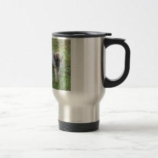 Anatolian Shepherd Puppies Dog Travel Mug