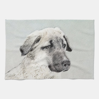 Anatolian Shepherd Tea Towel