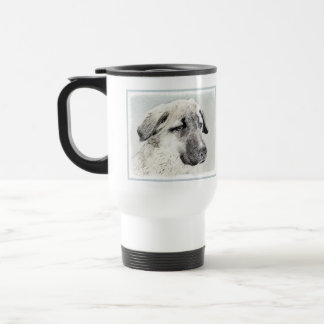 Anatolian Shepherd Travel Mug