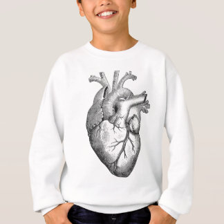 Anatomical Heart Sweatshirt