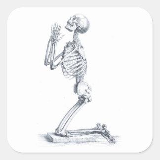 Anatomy of the Bones sticker