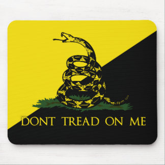ANCAP Don't Tread on Me Mouse Pad