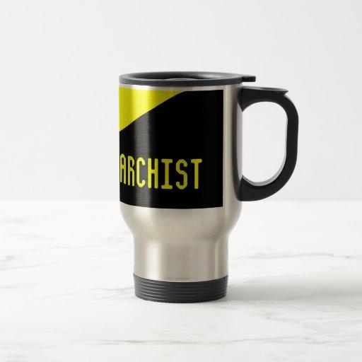 Ancapflag, market, Anarchist Coffee Mugs