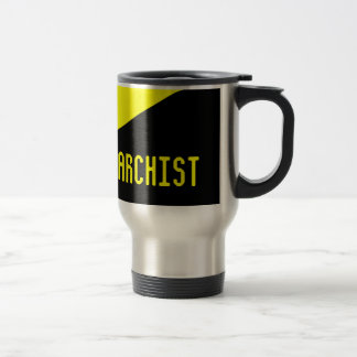 Ancapflag, market, Anarchist Travel Mug