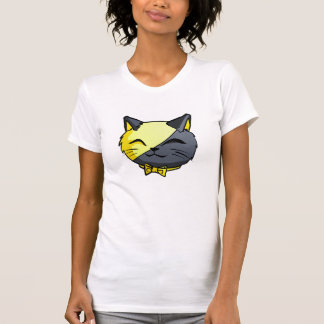 AnCat Anarchyball T-Shirt - AnCap Black and Yellow