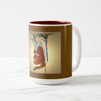 Ancestor Two-Tone Coffee Mug