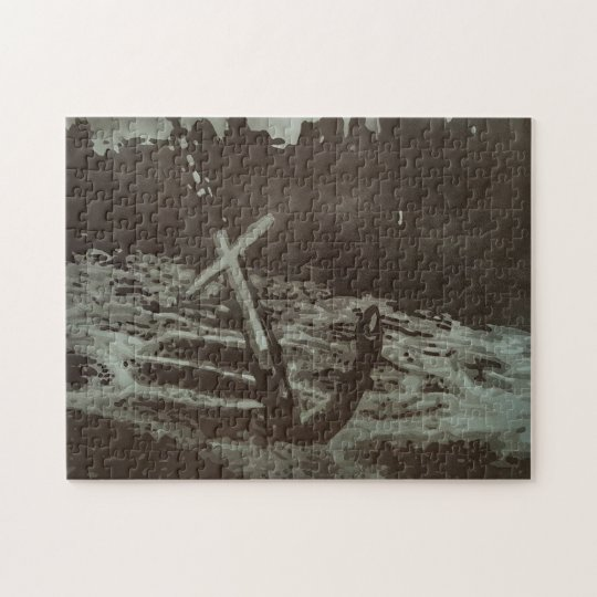 """""""Anchor"""" 252 Piece Puzzle w/ Gift Box"""