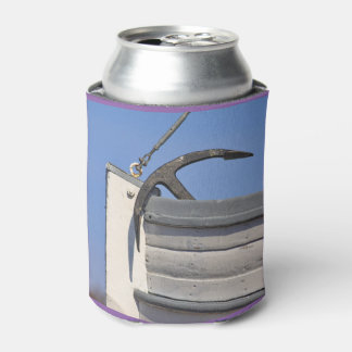 Anchor and Boat Can Cooler