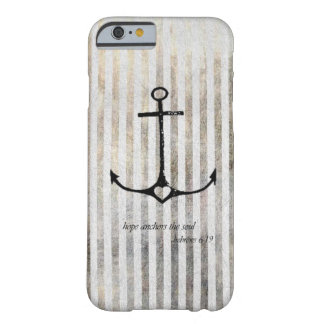 Anchor and hope barely there iPhone 6 case