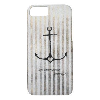Anchor and hope iPhone 7 case
