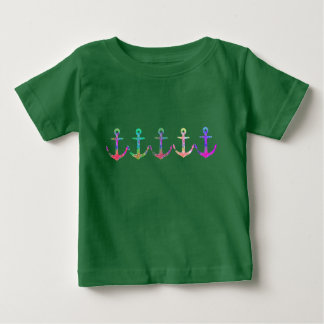 Anchor away baby T-Shirt