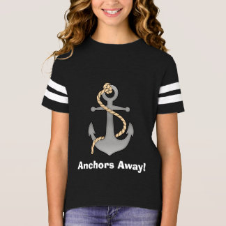 Anchor Away with Rope T-Shirt