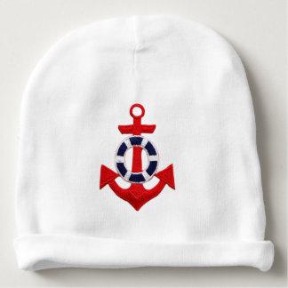 anchor baby beanie