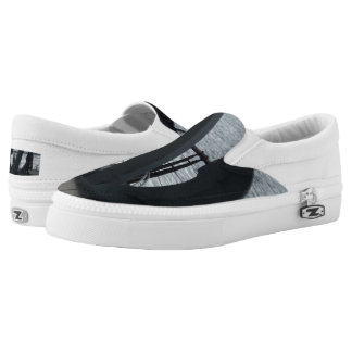 Anchor Custom Zipz Slip On Shoes,  Men & Women Printed Shoes