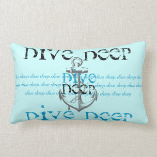 Anchor Dive Deep Lumbar Cushion