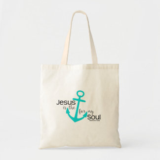 anchor for my soul tote bag
