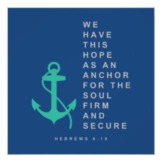 Anchor for the Soul (Hebrews 6:19)