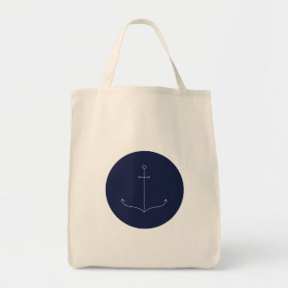 Anchor Grocery Tote Bag