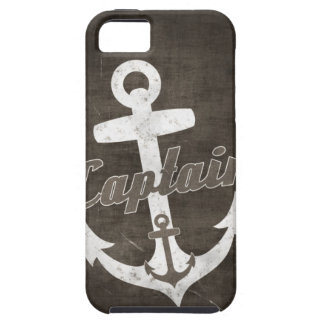 Anchor iPhone 5 case nautical Vintage Sepia Grunge