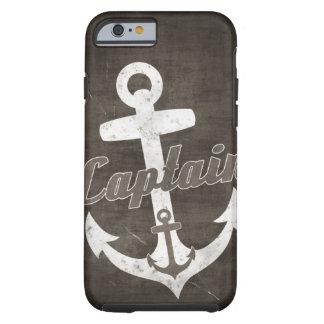 Anchor iPhone 6 case nautical Vintage Sepia Grunge