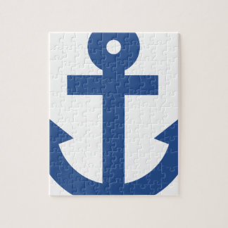 Anchor Jigsaw Puzzle
