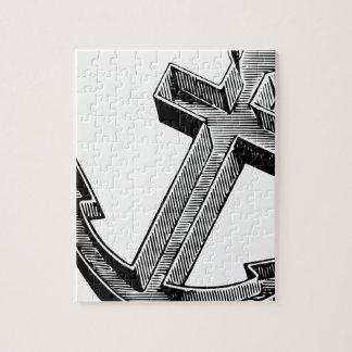 Anchor Jigsaw Puzzle