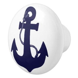 Anchor knob/drawer pull