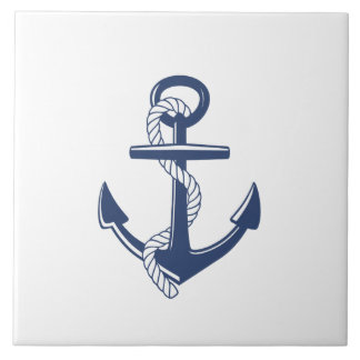 Anchor Large Square Tile