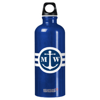 Anchor Monogram SIGG Traveler Water Bottle SIGG Traveller 0.6L Water Bottle