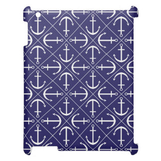 Anchor pattern case for the iPad 2 3 4