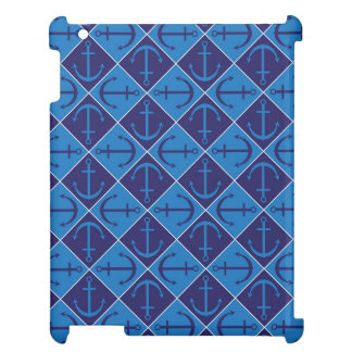 Anchor pattern cover for the iPad 2 3 4