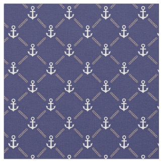 Anchor pattern fabric