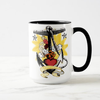 Anchor Pinup Mugs