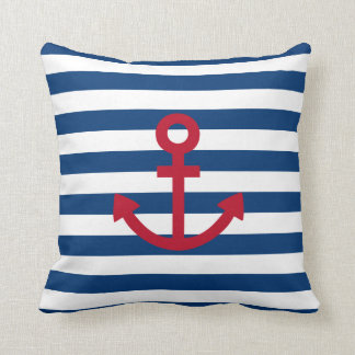 Anchor Throw Cushion