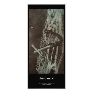 """Anchor"" Value Bookmarks Rack Card"