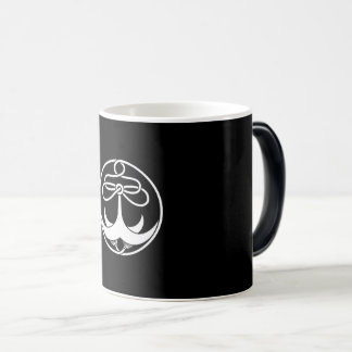 Anchor with rope magic mug