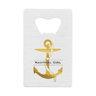Anchor with Rope | Nautical Girl