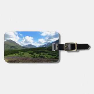 Anchorage Alaska Bag Tag