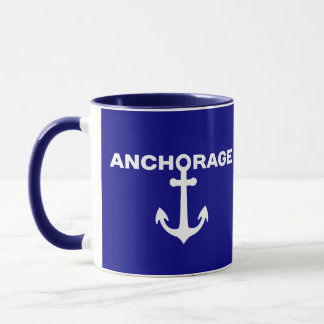 Anchorage - Alaska Mug. Mug