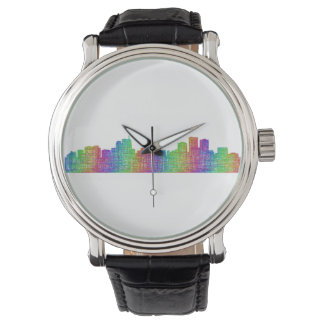 Anchorage skyline watches