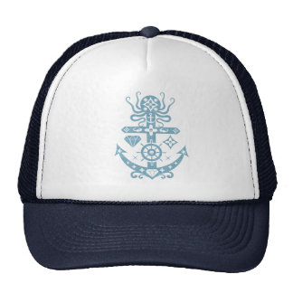Anchored Cap